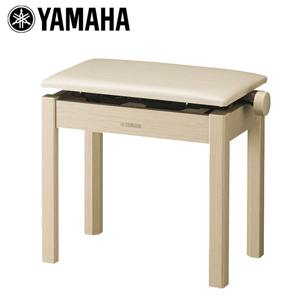 Yamaha(ヤマハ) / BC-205WA   - ピアノ用高低自在椅子/ ホワイトアッシュ - 【6月1日発売】