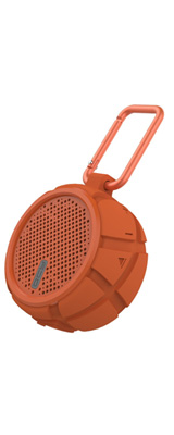QCY / BOX2 (ORANGE) Bluetooth 4.2 IPX7防水耐振 ワイヤレススピーカー 1大特典セット
