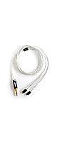 NOBUNAGA LABS(ノブナガ・ラボ) / 鬼丸 (おにまる)改 【NLP-ONI-KAI】 - 3.5mm ステレオミニプラグ対応MMCXリケーブル -