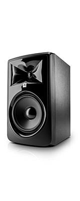 JBL(ジェービーエル) / 308P MkII (1本) パワード・スタジオモニタースピーカー [正規2年保証] 1大特典セット