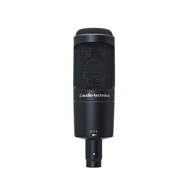 【限定1台】audio-technica(オーディオテクニカ) / AT2050 - コンデンサー - サイドアドレスマイクロホンの商品レビュー評価はこちら
