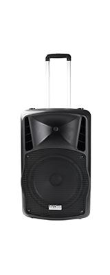 DJ-Tech (ディージェーテック) / FPX-G12BTE - 充電式 簡易PAシステム - 2大特典セット