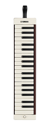 YAMAHA(ヤマハ) / 大人のピアニカ (ブラウン / P-37EBR) - 鍵盤ハーモニカ - 【ストラップ付きソフトケース付属】 1大特典セット