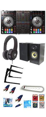 Pioneer(パイオニア) / DDJ-SX3 激安ハイアマAセット 【Serto DJ Pro 無償】 15大特典セット