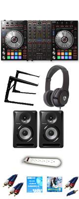Pioneer(パイオニア) / DDJ-SX3 & S-DJ60X 激安ハイアマCセット 【Serto DJ Pro 無償】 14大特典セット