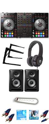 Pioneer(パイオニア) / DDJ-SX3 & S-DJ50X 激安ハイアマCセット 【Serto DJ Pro 無償】 14大特典セット