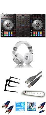 Pioneer(パイオニア) / DDJ-SX3 激安ハイアマオススメCセット 【Serto DJ Pro 無償】 15大特典セット