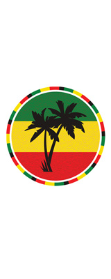 Slipmat-Factory / Slipmats (Jamaica) - スリップマット (2枚/1ペア) -