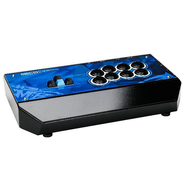 Mixbox Controller (Black) Nintendo Switch, Xbox One, Xbox 360, PS4 Pro, PS4, PS3, Wii U対応 アーケードコントローラー アケコン