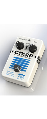EBS(イービーエス) / MULTICOMP Studio Edition Limited Pearl White Edition 【日本限定モデル】 コンプレッサー 《ベースエフェクター》 1大特典セット