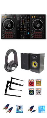 Pioneer(パイオニア) / DDJ-400 激安初心者Aセット  (REKORDBOX DJ  無償)  14大特典セット