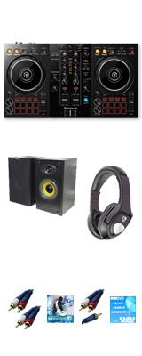 Pioneer(パイオニア) / DDJ-400 激安初心者Bセット  (REKORDBOX DJ 無償)  8大特典セット