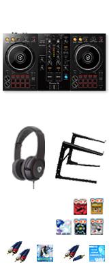 Pioneer(パイオニア) / DDJ-400 激安初心者Cセット  (REKORDBOX DJ 無償)  13大特典セット