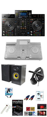 【数量限定】Pioneer DJ(パイオニア) / XDJ-RX2 初心者安心パーフェクトセット 16大特典セット