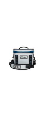YETI COOLERS(イエティクーラーズ) / Hopper Flip 8 Portable Cooler (Fog Gray / Tahoe Blue) - クーラーボックス -