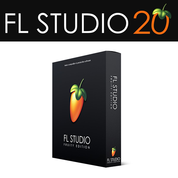 Image-Line(イメージライン) / FL Studio 20 Fruity 【通常版】 DTM音楽ソフト DAW
