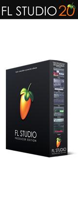 Image-Line(イメージライン) / FL Studio 20 Producer 【通常版】 DTM音楽ソフト DAW 1大特典セット