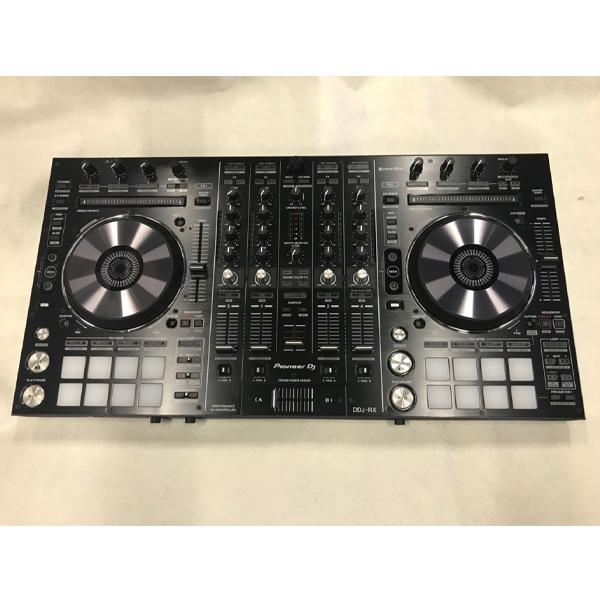 【限定1台】【開封品】Pioneer(パイオニア) / DDJ-RX 【REKORDBOX DJ 無償対応】リアルミキサー機能搭載 PCDJコントローラー