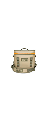 YETI COOLERS(イエティクーラーズ) / Hopper Flip 8 Portable Cooler (Field Tan / Blaze Orange) - クーラーボックス -