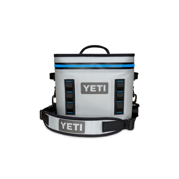 YETI COOLERS(イエティクーラーズ) / Hopper Flip 12 Portable Cooler (Fog Gray / Tahoe Blue) - クーラーボックス -