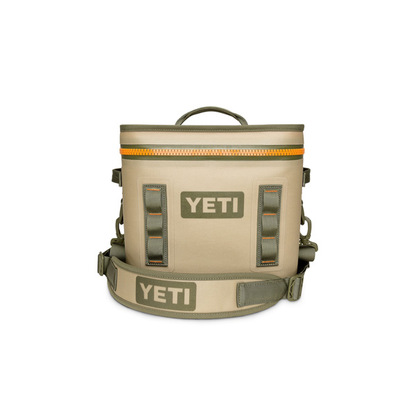 YETI COOLERS(イエティクーラーズ) / Hopper Flip 12 Portable Cooler (Field Tan / Blaze Orange) - クーラーボックス -