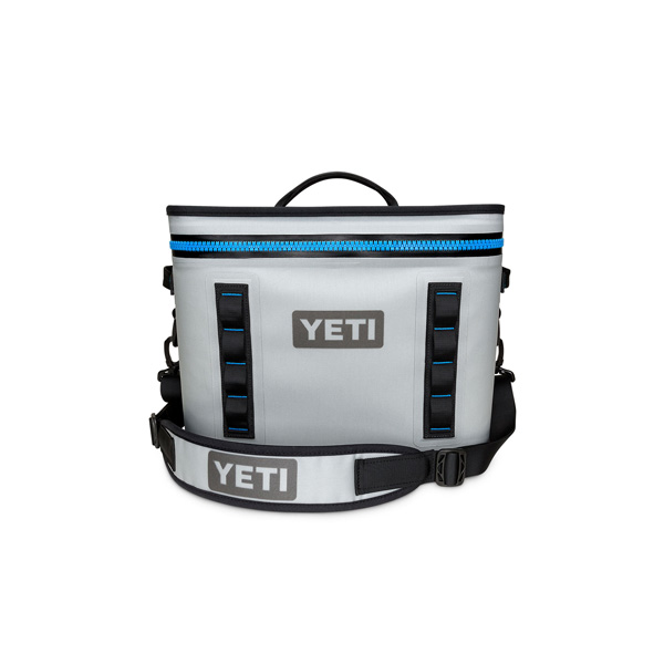 YETI COOLERS(イエティクーラーズ) / Hopper Flip 18 Portable Cooler (Fog Gray / Tahoe Blue) - クーラーボックス -
