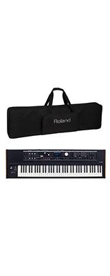【純正ケースセット】 Roland(ローランド) / V-COMBO VR-730 - 電池駆動 73鍵 ライブパフォーマンス・キーボード - 1大特典セット