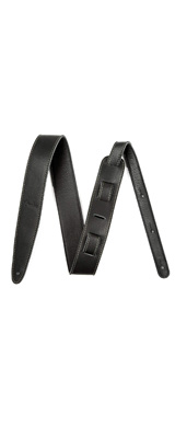 "FENDER(フェンダー) / ARTISAN CRAFTED LEATHER STRAPS - 2"" (Black) - ギターストラップ -"