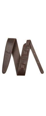 """FENDER(フェンダー) / ARTISAN CRAFTED LEATHER STRAPS - 2.5"""" (Brown) - ギターストラップ -"""