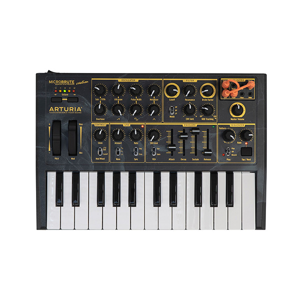 Arturia(アートリア) / MicroBrute Creation - アナログシンセサイザー - 【限定モデル】 7月28日発売
