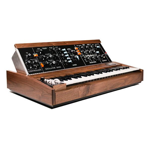 Moog(モーグ) / Model D Walnut 【数量限定モデル】 モノフォニック・アナログ・シンセサイザー 【7月28日発売】