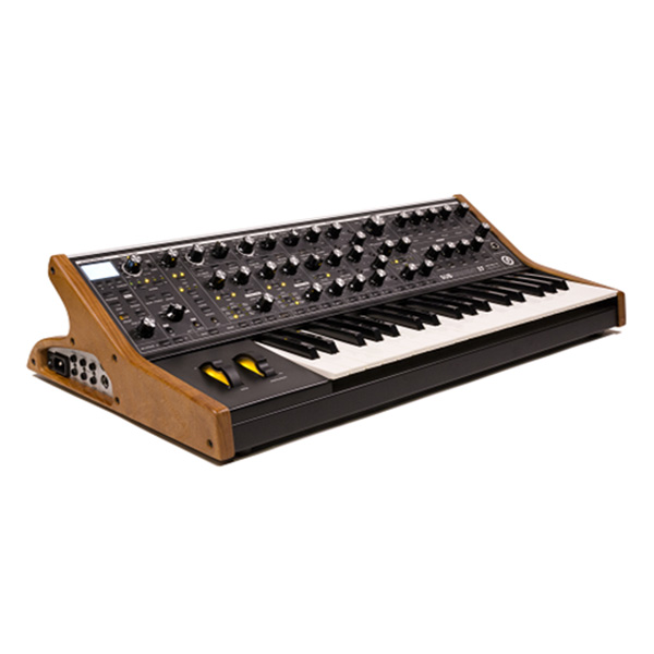 Moog(モーグ) / MOOG Subsequent37 - パラフォニック・アナログ・シンセサイザー - 7月28日発売