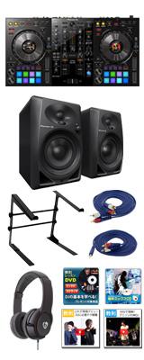 Pioneer(パイオニア) / DDJ-400 & DM-40 激安初心者セット【rerkordbox dj 無償対応】 7大特典セット