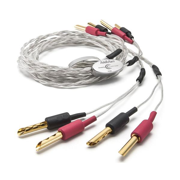 Astell&Kern(アステル&ケルン) / Speaker Cable-DEF21 - バナナプラグ スピーカーケーブル -