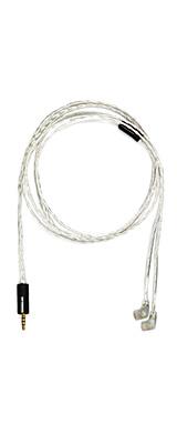 NOBUNAGA LABS(ノブナガ・ラボ) / 白虎 (びゃっこ) 【NLP-BYK】 - qdc専用 2.5mm 4極バランス対応ケーブル -