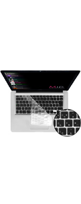 KB Covers / Clearskin-M-JIS /NO SHORTCUT MacbookPro / MacbookAir13 (JIS)