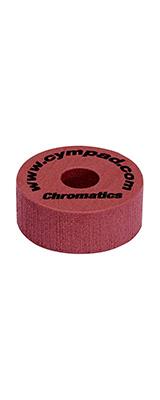"CYMPAD(シンパッド) / Chromatics  Cymbal Washer ""Climson"" 40×15mm 5個セット [LCYMCRM5SET15CR] クロマティクス  クリムゾン - シンバルワッシャー-"