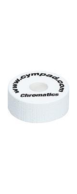 "CYMPAD(シンパッド) / Chromatics  Cymbal Washer ""White"" 40×15mm 5個セット [LCYMCRM5SET15WH] クロマティクス  ホワイト - シンバルワッシャー-"