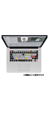 KB Covers / FC-M-JIS-CC/MacbookPro FinalCut Pro/Express用(JIS)