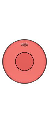 """REMO(レモ) / COLORTONE P7-314 #RD [POWERSTROKE 77  Colortone 14"""" / Red] - ドラムヘッド -"""