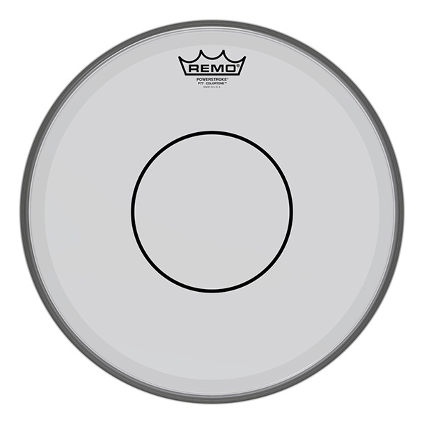 """REMO(レモ) / COLORTONE P7-314 #SM [POWERSTROKE 77  Colortone 14"""" / Smoke] - ドラムヘッド -"""
