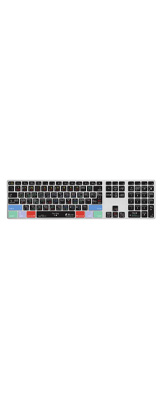 KB Covers / LOG-AK-CC/Apple Alumi key Logic Pro/Express用(US)