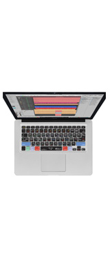 KB Covers / LOG-M-CC2/MacbookPro Logic Pro/Express用(US)
