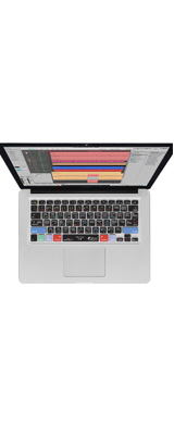 KB Covers / LOG-M-JIS-CC/MacbookPro Logic Pro/Express用(JIS)