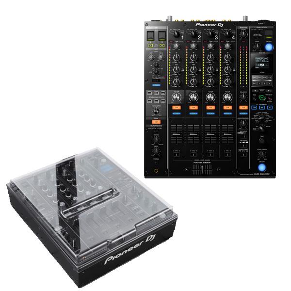 Pioneer(パイオニア) / DJM-900 NXS2 - DJミキサー(DJM-900NXS2)【専用デッキセーバープレゼント!】