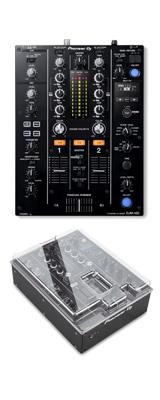 Pioneer(パイオニア) / DJM-450 - DVS機能・エフェクト搭載 DJミキサー-【専用デッキセーバープレゼント!】  2大特典セット