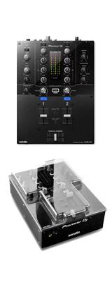 Pioneer(パイオニア) / DJM-S3 - SERATO DJ専用2CHミキサー-【専用デッキセーバープレゼント!】  2大特典セット