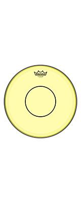 "REMO(レモ) / COLORTONE P7-314 #YE [POWERSTROKE 77  Colortone 14"" / Yellow] - ドラムヘッド -"