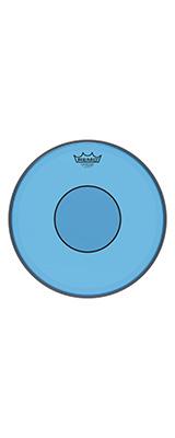 """REMO(レモ) / COLORTONE P7-314 #BU [POWERSTROKE 77  Colortone 14"""" / Blue] - ドラムヘッド -"""