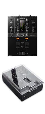 Pioneer DJ(パイオニア) / DJM-250MK2 - DVS機能搭載 2ch DJミキサー-【専用デッキセーバープレゼント!】 1大特典セット